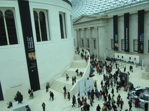 03 2012 ロンドン 大英博物館