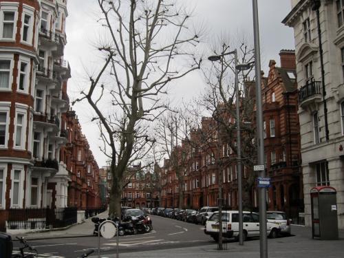 03 2013 ロンドン Chelsea周辺