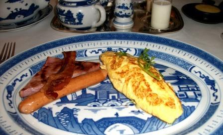 ラチャ・朝食