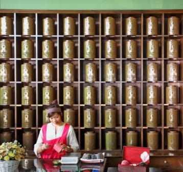ピン紅茶缶