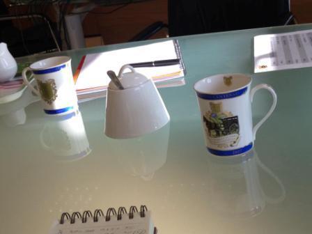 R・cup of tea