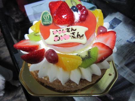 素晴らしいケーキ