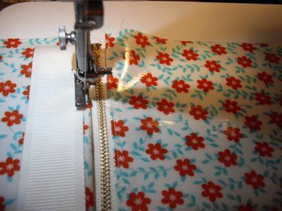 ビニコの縫い方