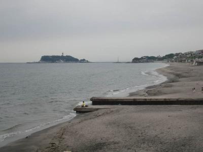 江ノ島風景