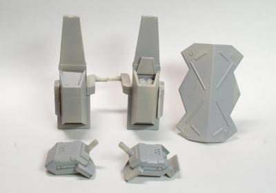 AC武器セット(WB18M-CENTAUR・JIKYOH・SUITEN)