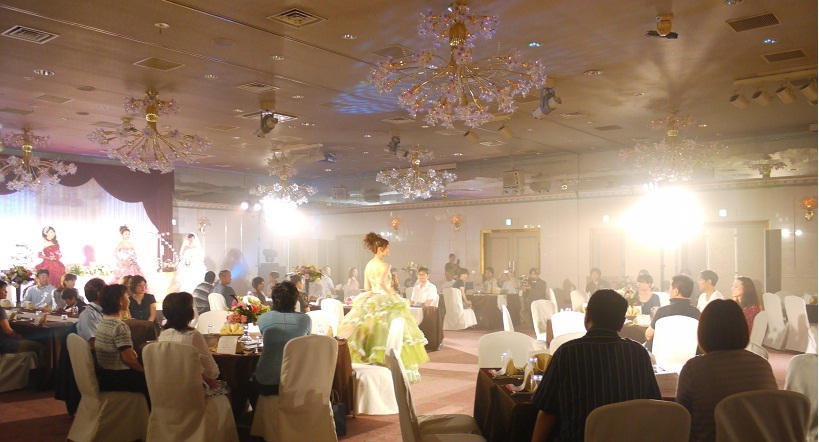 夏の大結婚展2012