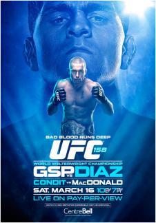 UFC 158 Nick Diaz vs Georges St-Pierre07