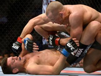 UFC 158 Nick Diaz vs Georges St-Pierre05