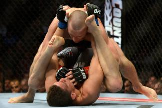 UFC 158 Nick Diaz vs Georges St-Pierre21