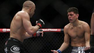 UFC 158 Nick Diaz vs Georges St-Pierre23