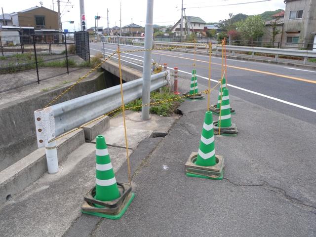 道路の穴4