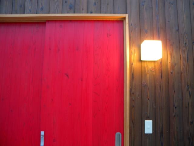 赤い扉11