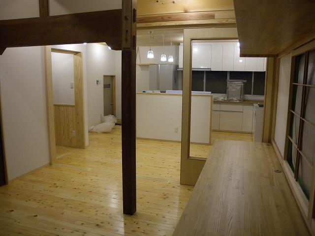 居間食堂1