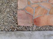 ピンク石貼り (1)