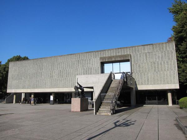 国立西洋美術館1〔フリー写真〕