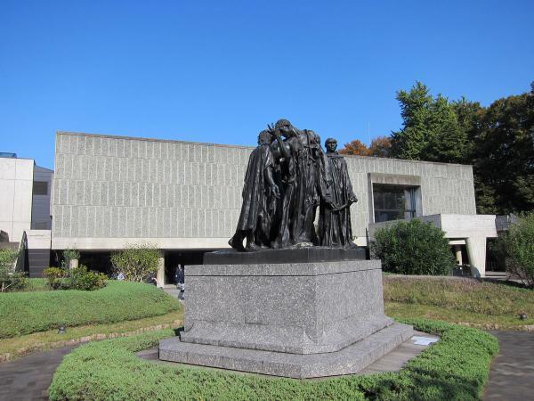 国立西洋美術館2〔フリー写真〕