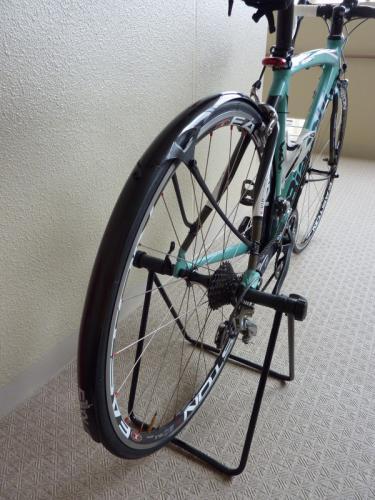 ロードバイクフェンダー (2)