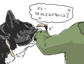 さじふぶケンカ4
