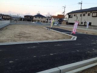 ●3月17日(土)尾崎駅前11区画ついにグランドオープン!