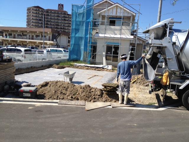 ●尾崎駅前Ⅱ 屋上リビングの家