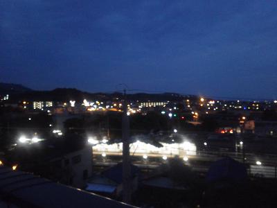 ●夜景も素敵な・・・『アンダルシアの丘』