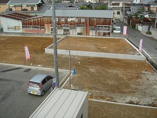 樽井小学校前120503b