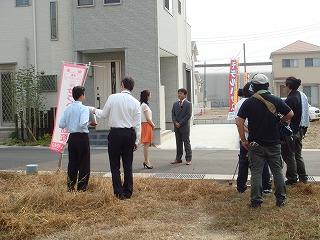 テレビ取材07