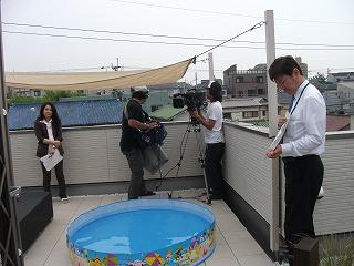 テレビ取材10