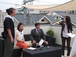 テレビ取材09