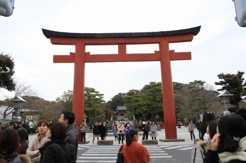 恒例の鎌倉13