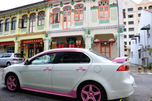 Hello Kitty Car Singapore