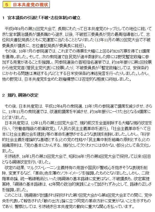 日本共産党の歴史5