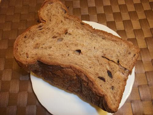 いただいたパン