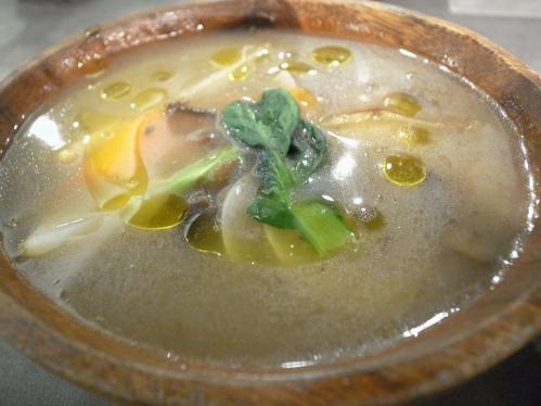 スープファクトリーの有機スープ