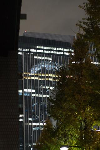 Planarと東京駅