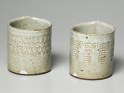 「親子で陶芸体験」作品見本