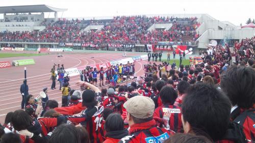 2012厚別開幕勝利