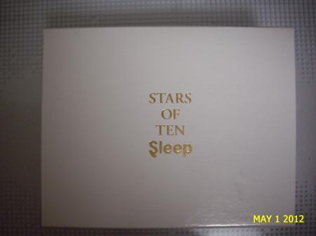 STARS OF TEN ①