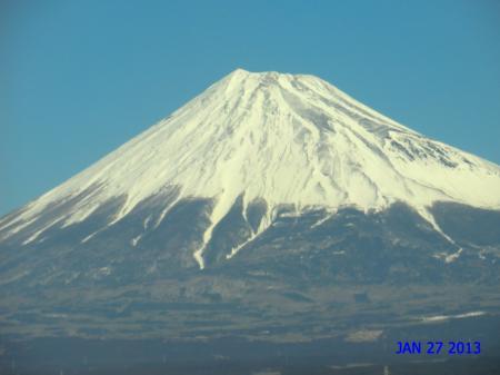 20130127新幹線富士山③