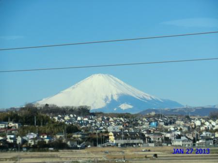 20130127新幹線富士山②