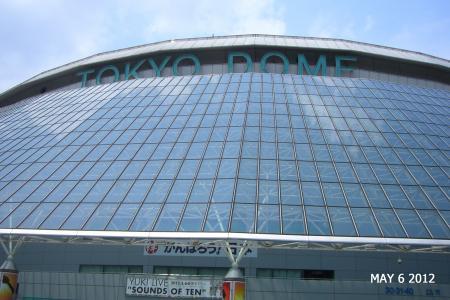 東京ドーム①