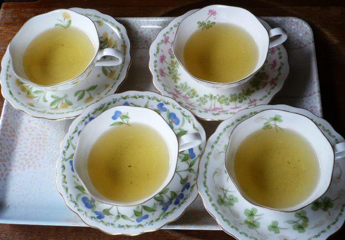 お茶カップ