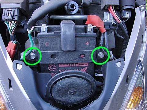 リード110 LEAD JF19 HONDA ホンダ バッテリー