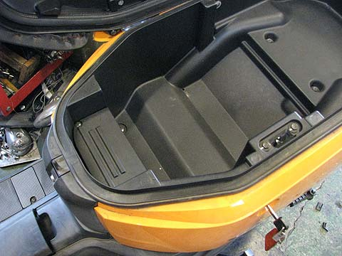 VOX YAMAHA ヤマハ ボックス SA31J バッテリー 5L-BS