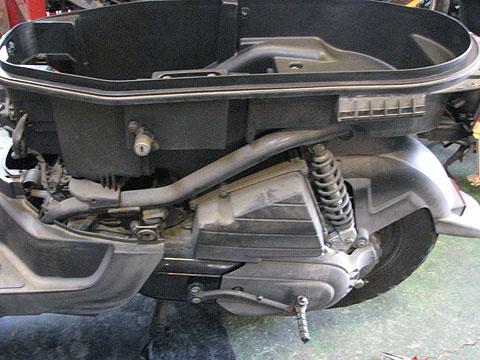 VOX ボックス ボディカバー SA31J