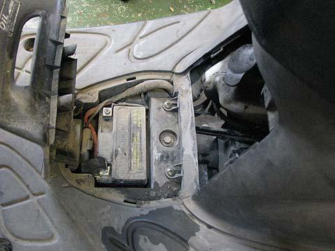 グランドアクシス SB06J バッテリー 5L-BS