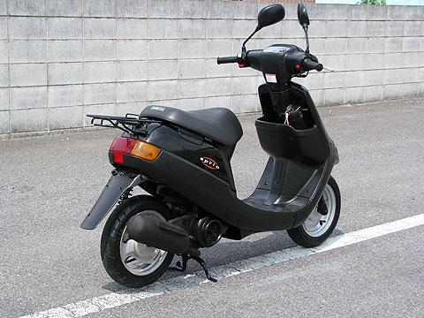 中古車 原付 ヤマハ アプリオ 後期型
