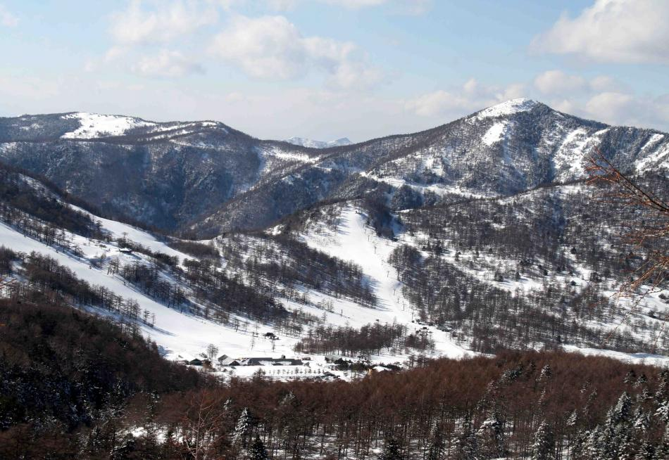 黒斑山へ(92)
