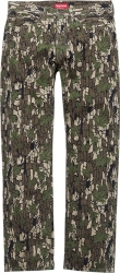 Levi's Supreme Camouflage 505 Zip-Fly Canvas Jean