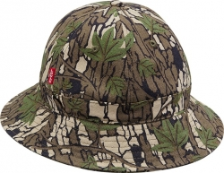 Levi's Supreme Camouflage Canvas Bell Hat